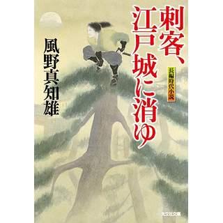 『刺客、江戸城に消ゆ』