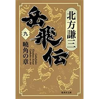 『岳飛伝 9 曉角の章』