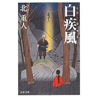 白疾風 (文春文庫)