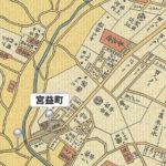 TOKYO古地図