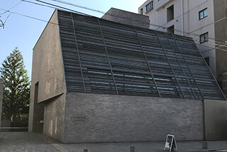 文京区立森鴎外記念館