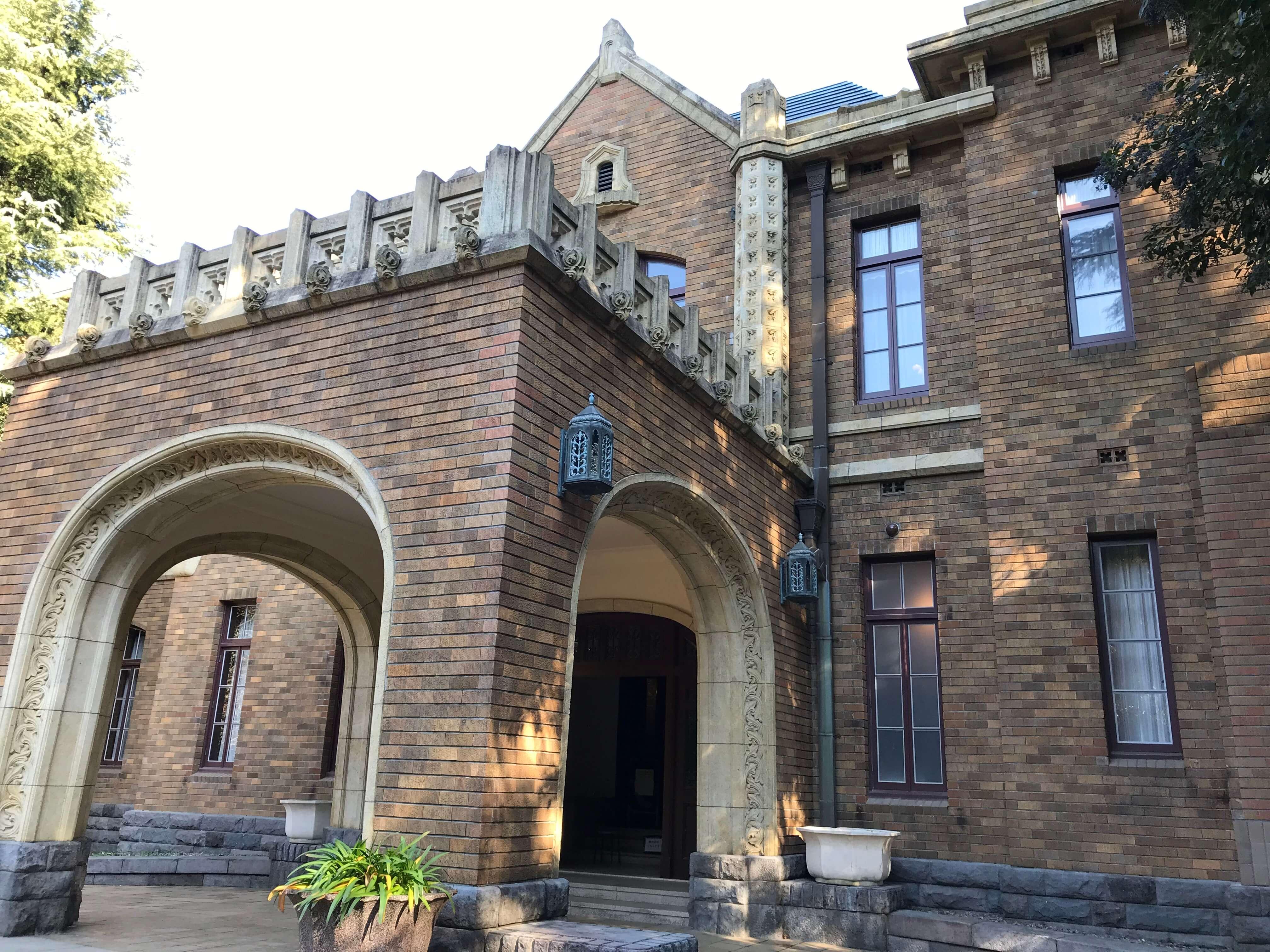 旧前田家本邸・洋館